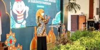 Gubernur Khofifah Launching MTQ Ke XXIX Jatim di Pamekasan