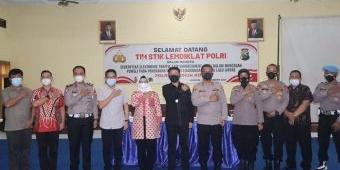 Cek Efektivitas ETLE, Tim Peneliti STIK Lemdiklat Polri Kunjungi Polres Madiun Kota
