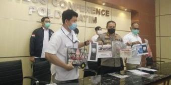 Pemasang Gambar Tak Senonoh di Website KPU Jember Dibekuk Polda Jatim