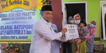 DPC PKB Bangkalan Berikan Santunan Rp 10 Juta untuk Keluarga Korban KRI Nanggala-402