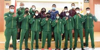 18 Atlet Kota Kediri Perkuat Kontingen Jawa Timur di PON XX/2021 Papua