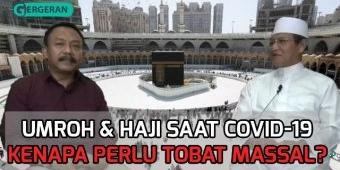 Haji dan Umroh Saat Covid-19, Jika Positif Kena Denda Rp 2 Miliar