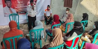 PKS Jatim Roadshow Kemerdekaan, Bagikan Paket Sembako Covid-19