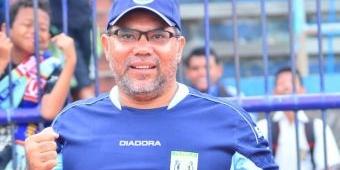 Resmi, Iwan Setiawan Jadi Pelatih Baru Persela Lamongan