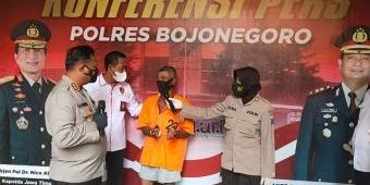 Dituduh Selingkuh dengan Tetangga Jadi Motif Pembacokan di Malo Bojonegoro