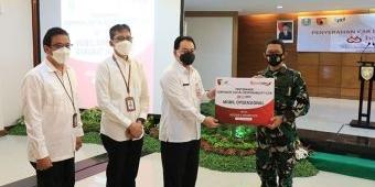 Peringati HUT Ke-60, Bank Jatim Gelar Kegiatan Sosial dan Salurkan CSR