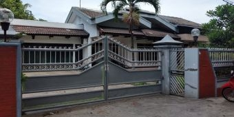 Rumah di Sidoarjo Dibobol Maling, Kerugian Capai Rp1 Miliar