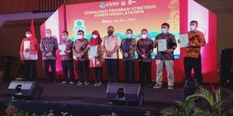 Berantas Mafia Tanah, Kementerian ATR/BPN Imbau Masyarakat Manfaatkan Program PTSL