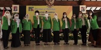Ikatan Perangkai Bunga Indonesia DPC Batu Resmi Dilantik