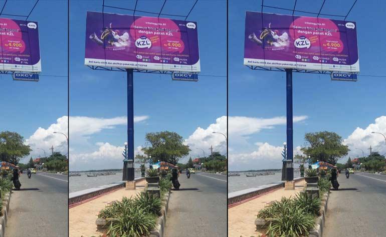 Soal Maraknya Reklame di atas Trotoar, Satpol PP Tuban Terkesan Lepas Tangan   Bangsa Online ...