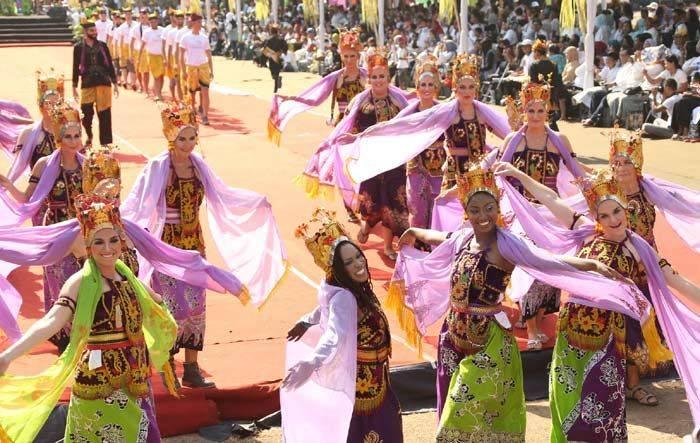 Image result for Banyuwangi Ethno Carnival