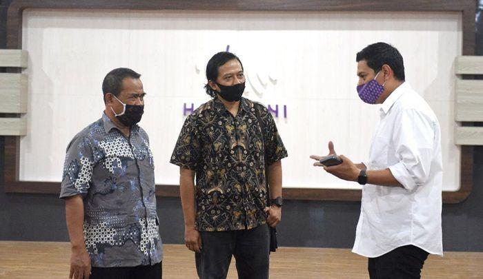 Mas Abu Harap Film Pekik Sunyi Kemerdekaan Jadi Inspirasi Sineas di Kota Kediri