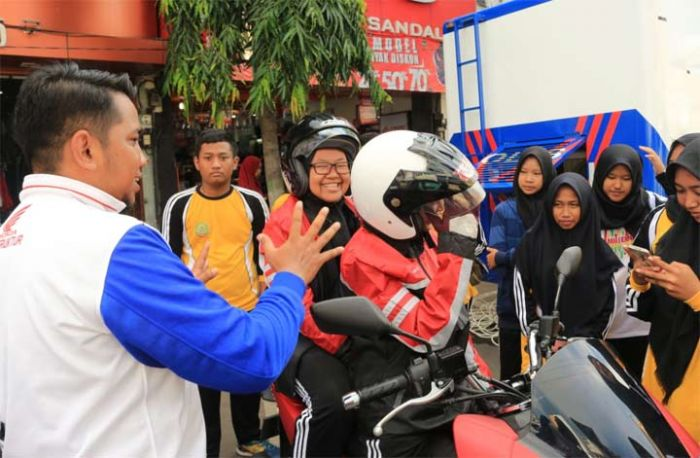MPM Dukung Program Millennial Road Safety Festival