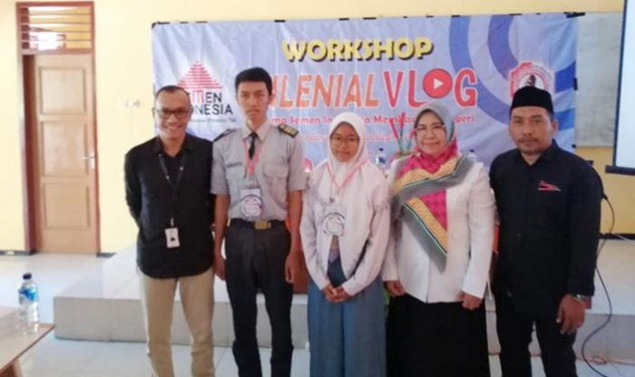 ​Gandeng Semen Indonesia, RPS Tuban Gelar Workshop Millenial Vlog