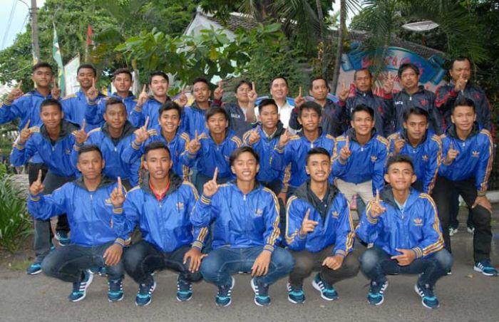 Wakili Jawa Timur, KONI Sidoarjo Berharap Persida Boyong Piala Suratin 2016