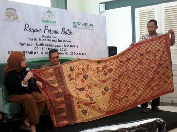 Harga Batik Berusia Ratusan Tahun Capai Ratusan Juta Bangsa Online