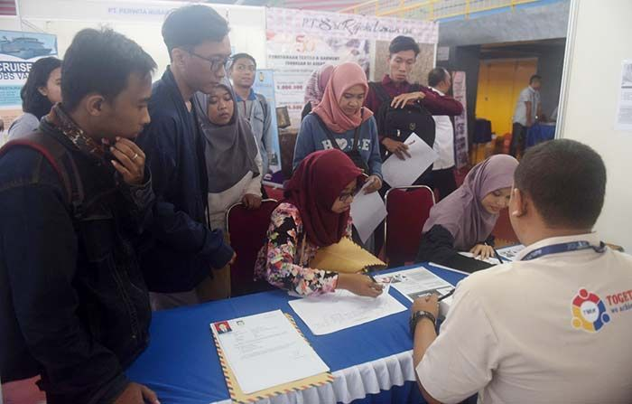 Tekan Angka Pengangguran, Pemkot Kediri Siapkan 1.000 Lowongan di Bursa Kerja Terbuka