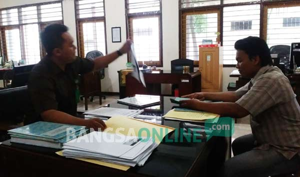 Jelang Pendaftaran Pilkades Sidoarjo Permohonan Surat Bebas